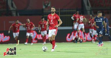 قيد 33 لاعبا بقائمة الأهلي الأفريقية.. 4 حراس وناشئين وتواجد مروان وبواليا
