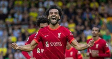 """""""ملك البدايات"""".. ليفربول يشيد بانطلاقة محمد صلاح فى الدوري الإنجليزي"""