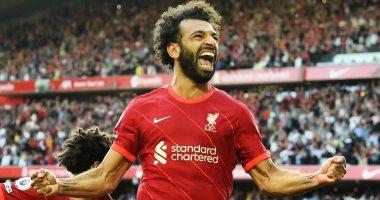 ليفربول يحفز محمد صلاح لتحقيق رقم قياسي جديد بعد إحرازه الهدف 99 بالبريميرليج