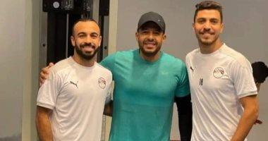 هل زار محمد حماقى فندق إقامة منتخب مصر؟ اتحاد الكرة يرد