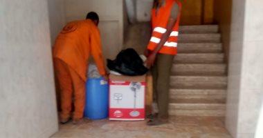 محافظ الدقهلية نجاح التشغيل التجريبى لمنظومة جمع القمامة من المنازل.. صور
