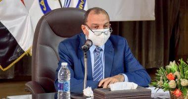 رئيس جامعة بنى سويف: أعلى 10 باحثين نشروا 530 بحثا دوليا خلال عامين