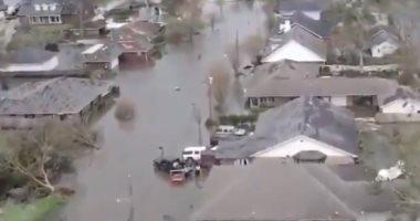 """فيضانات تضرب مقاطعة """"لوجار"""" الفرنسية وإعلان حالة الطوارئ وتعليق الدراسة"""