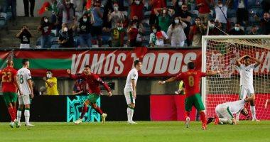 رونالدو يقود منتخب البرتغال لفوز درامى على إيرلندا فى تصفيات المونديال