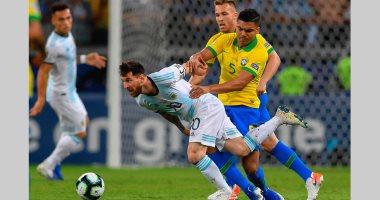 موعد مباراة البرازيل والأرجنتين فى تصفيات كأس العالم 2022