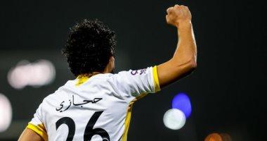 السعودية نيوز |                                              أحمد حجازي أفضل لاعب فى الدورى السعودى خلال شهر أغسطس