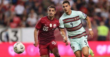 منتخب البرتغال يتخطى قطر بثلاثية فى غياب رونالدو.. فيديو