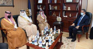 السعودية نيوز |                                              مصر والسعودية تبحثان سبل التعاون بين البلدين فى المجال السياحى.. صور