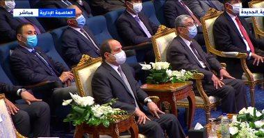 الرئيس السيسي يحذر من موجة كورونا الرابعة ويدعو للالتزام بالإجراءات الاحترازية