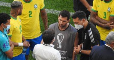 البرازيل ضد الأرجنتين.. سكالونى: حزين لما حدث والوقت لم يكن مناسبًا