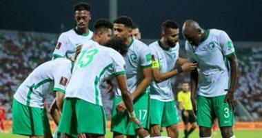 السعودية نيوز |                                              منتخب السعودية يتخطى عمان بهدف فى تصفيات كأس العالم.. فيديو