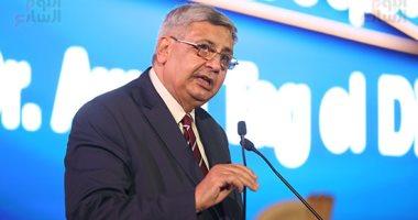 الدكتور محمد عوض تاج الدين، مستشار رئيس الجمهورية لشئون الصحة