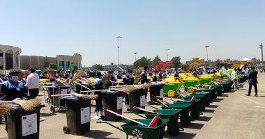 رئيس تجميل القاهرة: 19 ألف طن إجمالى ما يجمع من القمامة يوميًا بالعاصمة