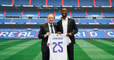 Camavinga: Real Madrid is a young dream and my gateway to the French national team