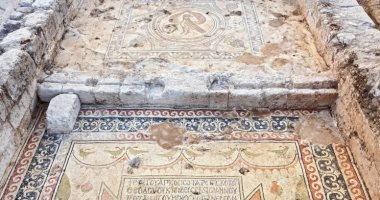 اكتشاف آثار كنيسة عمرها 1500 عام فى فلسطين