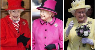 6 tricks used by members of the royal family to look perfect.. the most prominent bright colors