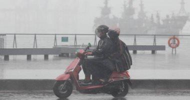 """الصين: إغلاق مؤقت لـ120 موقعا سياحيا فى شانغهاى مع اقتراب إعصار """"تشانتو"""""""