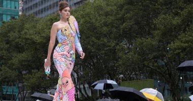 """أحدث صيحات الأزياء العالمية.. حصاد أسبوع الموضة فى نيويورك """"ألبوم صور"""""""