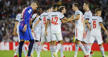 لا جديد يذكر.. برشلونة يتلقى إهانة من بايرن ميونخ بدورى أبطال أوروبا