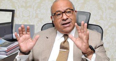 الدكتور إبراهيم عشماوى مساعد أول وزير التموين ورئيس جهاز تنمية التجارة الداخلية