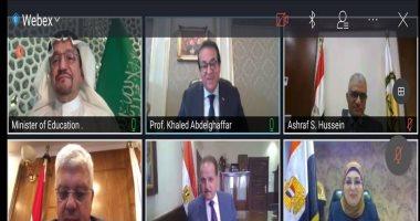 السعودية نيوز |                                              وزير التعليم العالى يبحث آليات التعاون العلمى والبحثى مع نظيره السعودى