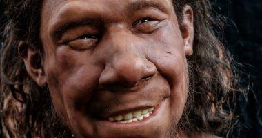 إعادة بناء وجه ثلاثى الأبعاد لإنسان نياندرتال توفى قبل 70 ألف سنة