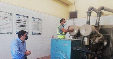 محطة معالجة سرياقوس تحصل على شهادة التنمية الفنية المستدامة TSM للمرة الثانية