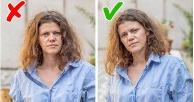 8 حيل تجعل مظهرك أفضل فى الصور.. خلى أنفك فى اتجاه الضوء وغطى رقبتك بوشاح