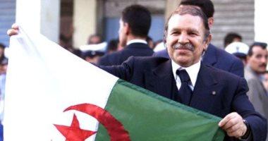 عبد العزيز بوتفليقة الرئيس الجزائرى السابق