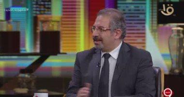 حسام صادق المدير التنفيذي للهيئة العامة للتأمين الصحي الشامل
