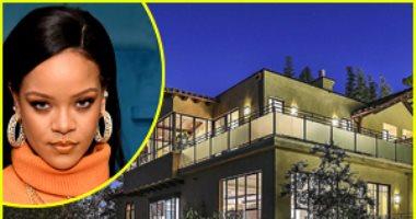 يضم 6 غرف نوم و 8 حمامات ريهانا تبيع منزلها مقابل 7.8مليون دولار