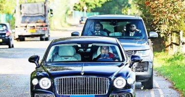 صورة كريستيانو رونالدو يستخدم ضباط شرطة سابقين للتأمين فى إنجلترا