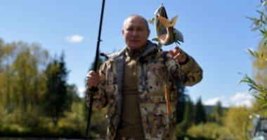 بوتين يرفع شعار الاسترخاء.. رحلات استكشافية للرئيس الروسى فى سيبيريا