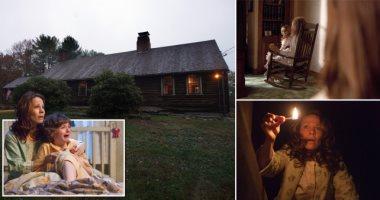 عرض منزل فيلم الرعب The Conjuring مقابل 1.2 مليون دولار