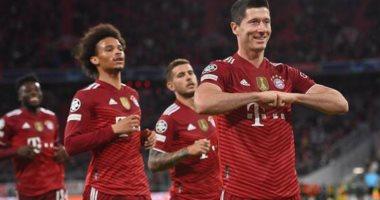 صورة بايرن ميونخ لا يعرف الهزيمة ضد بنفيكا قبل موقعة دوري أبطال أوروبا