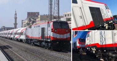 السكة الحديد: توفير كمامات بشبابيك التذاكر.. وغرامة فورية 50 جنيها للمخالفين
