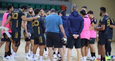 السعودية نيوز |                                              جماهير الزمالك فى السعودية تحفز فريق اليد قبل مواجهة برشلونة