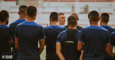 مستبعدو الزمالك من مواجهة توسكر يواصلون التدريب بملعب أبو رجيلة
