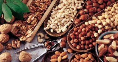 تناول المكسرات لا يؤدى إلى زيادة الوزن.. دراسة توضح