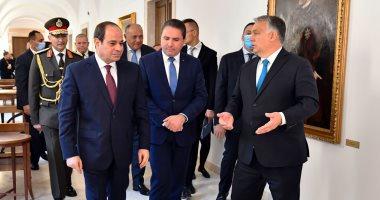 الرئيس السيسى: على المجتمع الدولى القيام بدور مؤثر لحل قضية سد النهضة