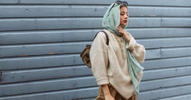 أفكار لتنسيق ملابس التريكو مع الحجاب.. هتحققلك الشياكة والراحة