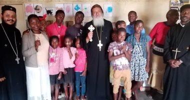 تعرف على تفاصيل زيارة الأسقف العام بإفريقيا للأقباط الأرثوذكس لزيمبابوى