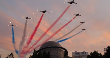 أسلحة وذخائر وعروض عسكرية.. انطلاق معرض تطوير الدفاع بكوريا الشمالية