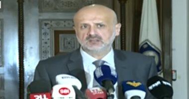 وزير الداخلية اللبناني يكشف أخر تطورات اشتباكات بيروت: القنص على الرؤوس