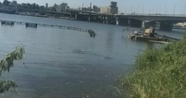 بث مباشر .. آخر كلام مفيش ميكروباص سقط من كوبرى الساحل فى النيل