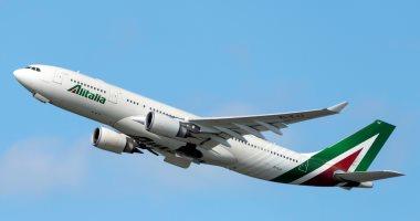 أكبر شركة طيران فى إيطاليا تغلق أبوابها بسبب الإفلاس