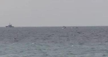 لبنان يستأنف عملية البحث عن مفقودى طائرة مدنية سقطت فى البحر
