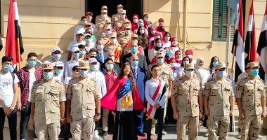 محافظة القاهرة تنظم رحلة لطلاب المدارس لبنوراما أكتوبر ومتحف القوات الجوية