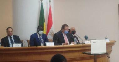 """سفارة السنغال بـ""""الأعلى للثقافة"""": ندرس تاريخ مصر بمناهج التعليم السنغالية"""