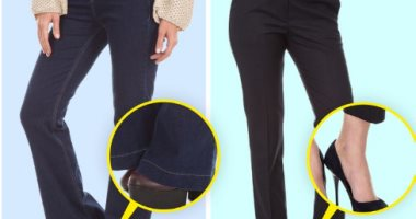 6 أشياء يجب وضعها فى الاعتبار عند ارتداء البنطلون الهاى ويست